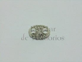 CALABROTE STRASS CRISTAL 20MM