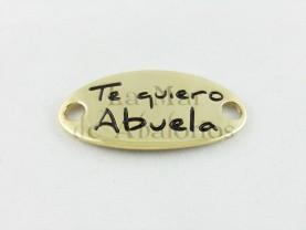 CHAPA TE QUIERO ABUELA DORADA