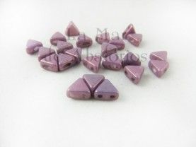 OPAQUE MIX AMETHYST GOLD CERAMIC
