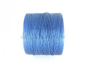 MICROMACRAME BLUE